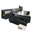 Uv Digital UV Flatbed Digital Inkjet Plotter Glass Wood Leather Flatbed UV Printer with Ricoh G5 Print Head