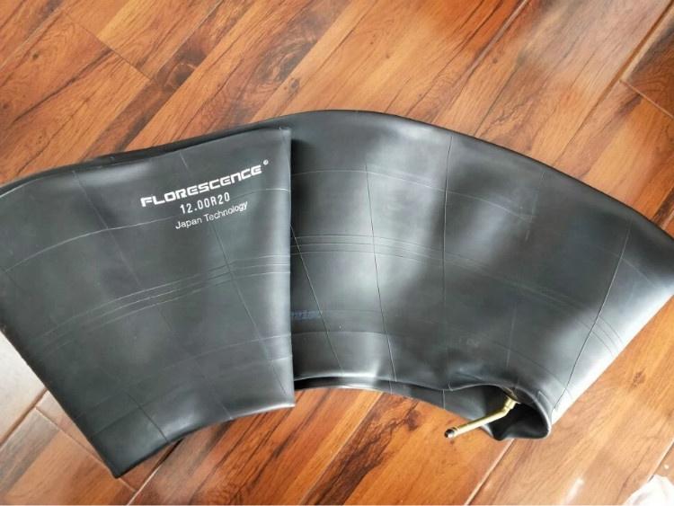 Truck tire tube 1200-20 custom rubber inner tube