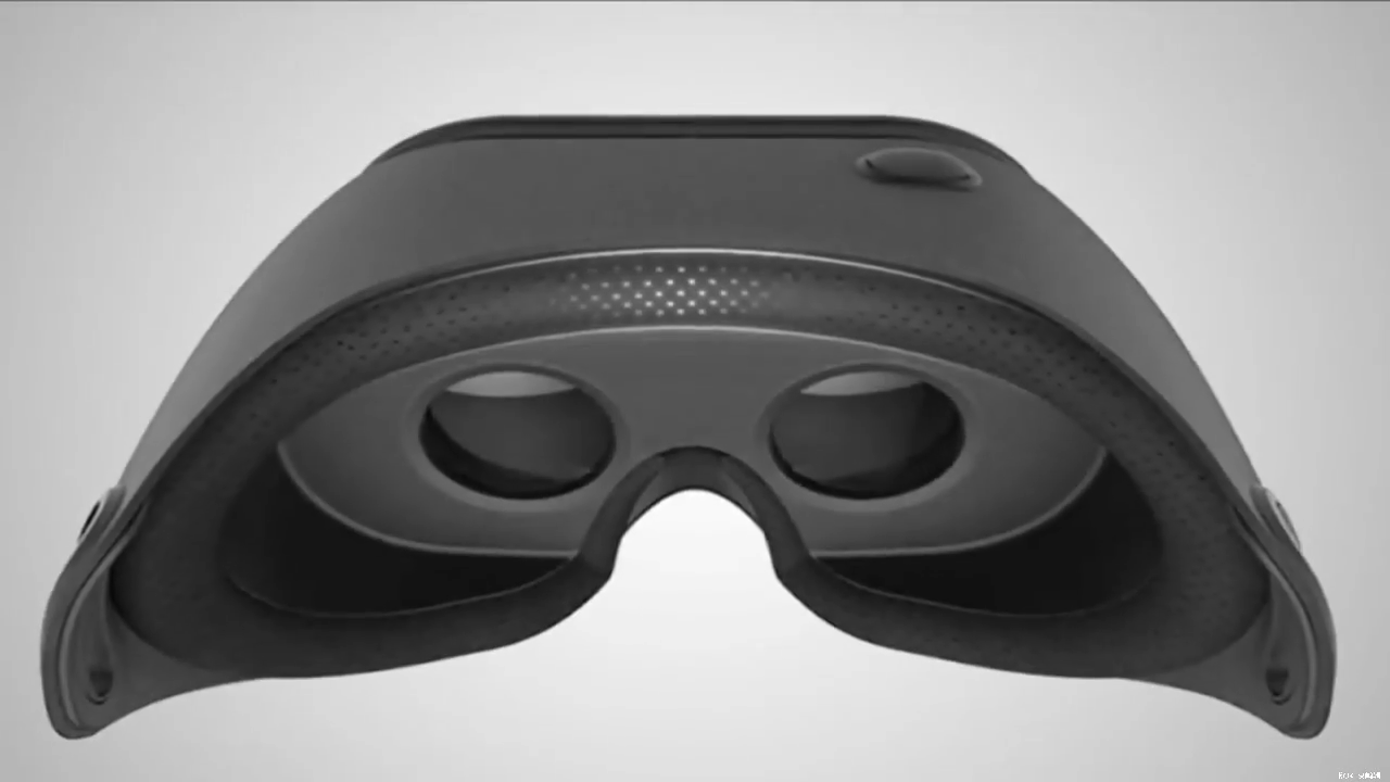 Orijinal Xiaomi Mi VR oyna 2 sürükleyici 3D sanal gerçeklik cam kulaklık iş Xiaomi WIFI APP uzaktan kumanda Fov93