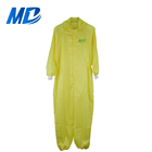 Fashion Yellow Hotel Cleaning Staff Uniform For Cleaning Services