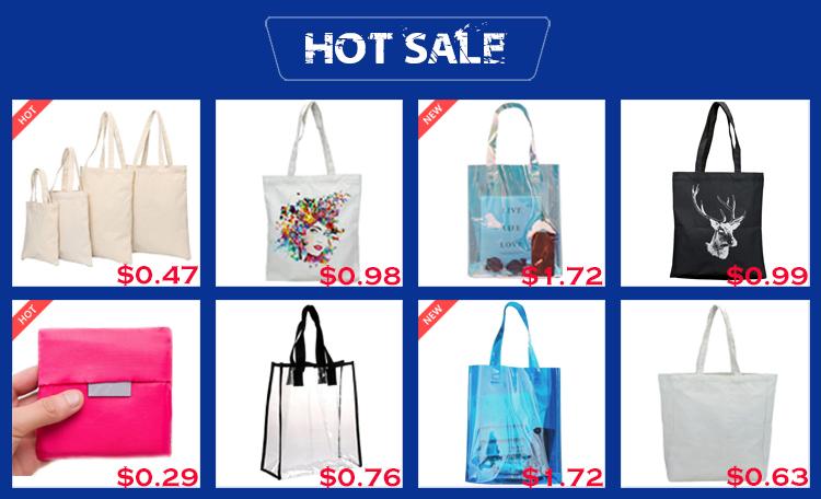 Оптовая продажа пользовательские печати логотип дешевые многоразовые хозяйственные сумки Обычный белый пустой хлопок холст сумка низкая Минимальный объем заказа