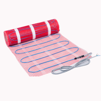 220V Home Application Underfloor Heating Mat