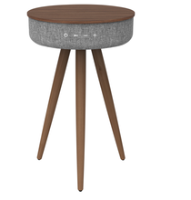 OEM usine Table <span class=keywords><strong>bluetooth</strong></span> haut-parleur table basse haut-parleur table de chevet haut-parleur
