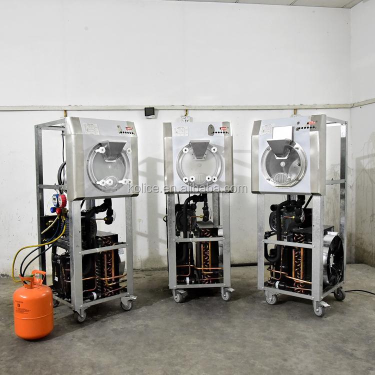 CIF Бесплатная доставка в порт назначения CE Rohs одобрено Италия Carpigiani Bravo Gelato mehen машина для твердого мороженого