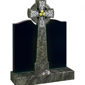 Unique Design Black Granite Cross Headstone For Sale Buy Black Granite Cross Headstone Product On Alibaba Com