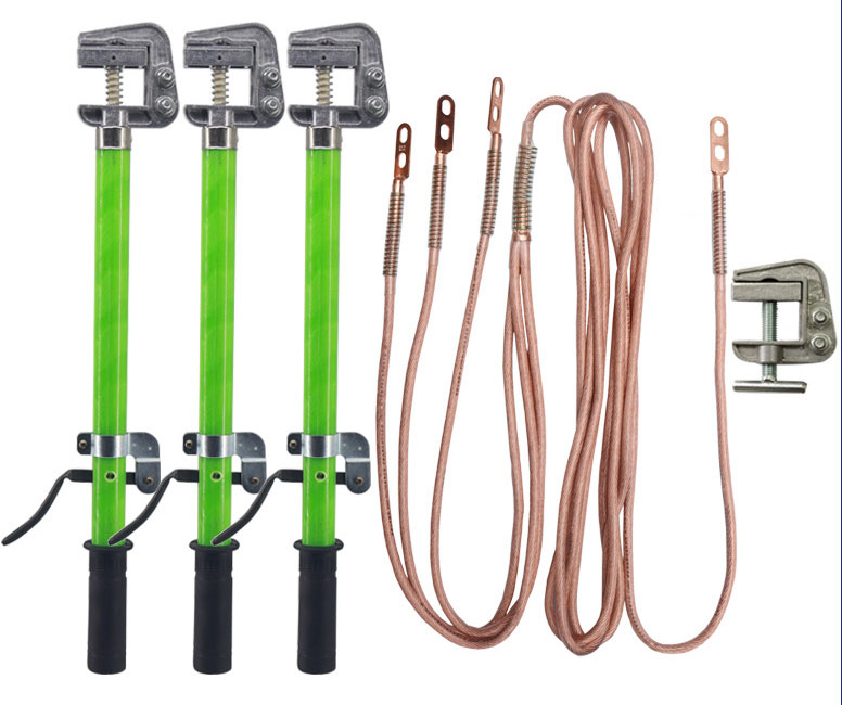 Grounding Rod and Cable for Earthing// Grounding products