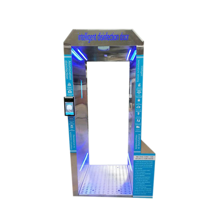 Elegant series new popular disinfection channel chamber tunnel