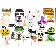 2019 Nieuw Halloween Photo Booth Props Party Favor