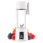 380ml Home Portable Fruit 6 Blades Juice Blender with CE Rohs Certification