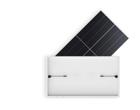 High efficiency Longi solar 350W mono perc shingled cell solar panels with OVERLAP technology