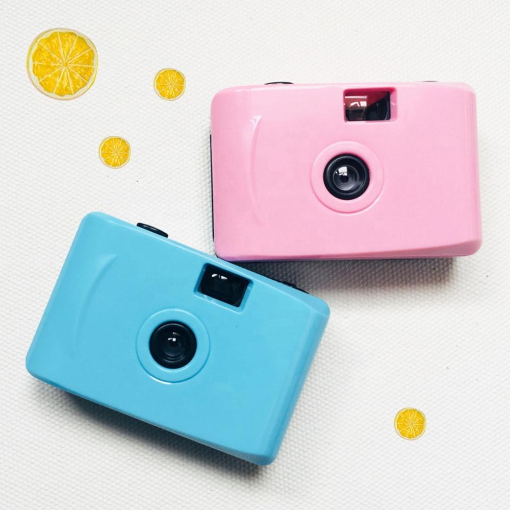 Colorful 35mm plastic waterproof underwater lomo camera