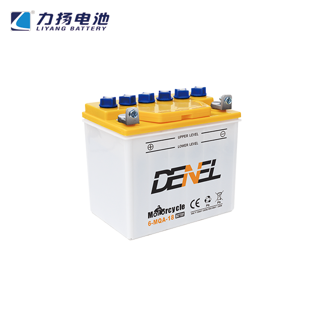 6-MQA-32 Dry Charged Three-wheeler motorcycle battery