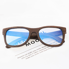 GJWS027 HD Waterproof Strong Custom Logo Natural Bamboo Blue Light Glasses