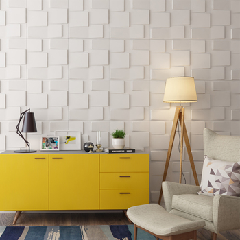 Factory price interior decorative PVC wall covering 3d Self Adhesive wallpaper