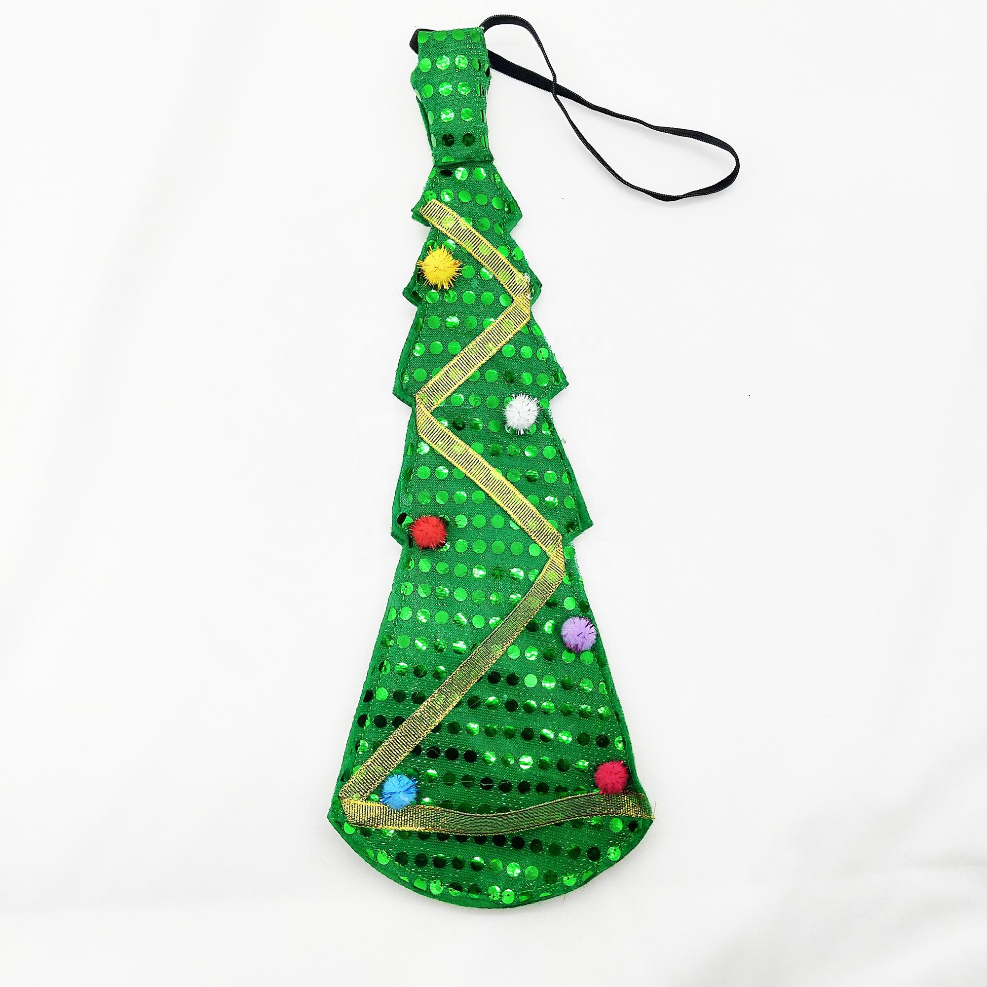 ต้นคริสต์มาสรูปหลอดไฟ LED 9 ต้นไม้ Light Up LED หลอดไฟคริสต์มาสสร้อยคอ Mardi Gras