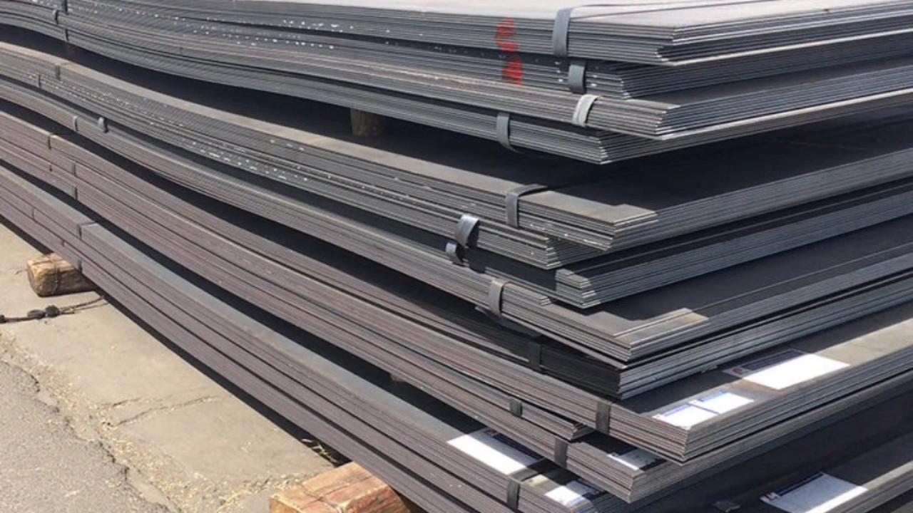 China Fabrikant A36 S335 Ss400 S275jr 10Mm Dikke Warmgewalste Carbon Staal Plaat Prijs Ms Stalen Plaat