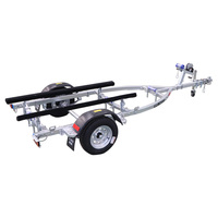 customized or 4m boat trailer small boat trailer cheap boat trailers for sale