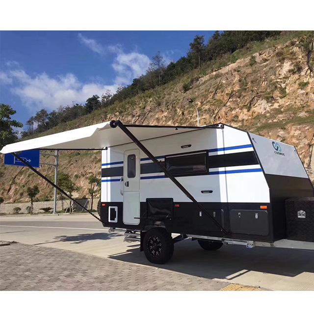 Aluminum Frame Open Manual Camper Caravan Awning Buy ...