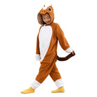 Factory hot sale Halloween mascotte mascot kids adult jumpsuit horse costume