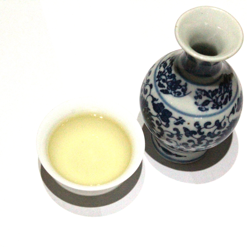 Chinese Broken Bitter Saffron Green Tea for Mid Age