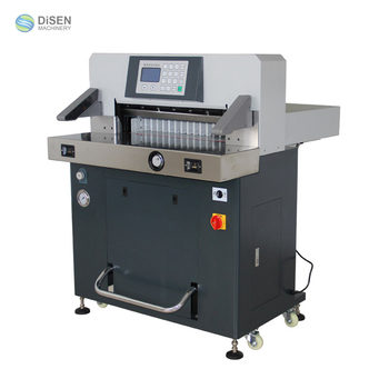 professional 24 inch programmable hydraulic paper cutter for sale