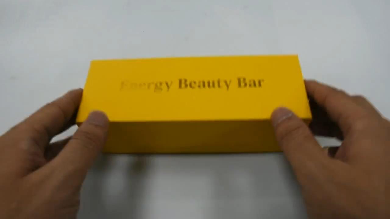 Beauty Bar 24k Gold Electric Face Massage Tools Facial Massager