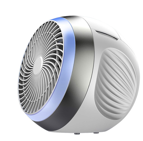 personal electric led table fan small portable mini air cooler fan without water