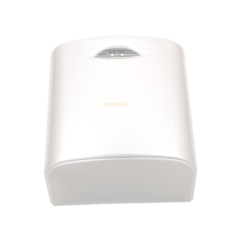 Interhasa wall mounted high speed automatic ABS plastic hand dryer for hotel