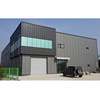 Modern Prefab Steel Structure Warehouse/Shed/Workshop/Steel Structure Building