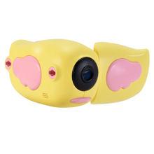Детские Цифровой Камера 2 дюймов Экран для детей DV Камера 12MP видео рекордер 720P HD детская Портативный Камера обучающие игрушки(Китай)