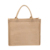 Wholesale cheap recycle tote reusable hemp folding jute shopping bag