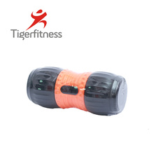 Tigre Fitnessprivate écologique gym fitness Deep Tissue Massage Musculaire PVC rempli d'air de Rouleau de Mousse de massage