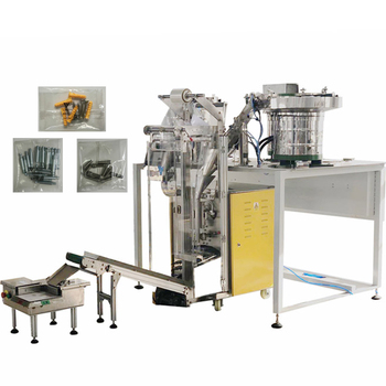 Fast Automatic Counting Screw Filling Packaging Machine factory
