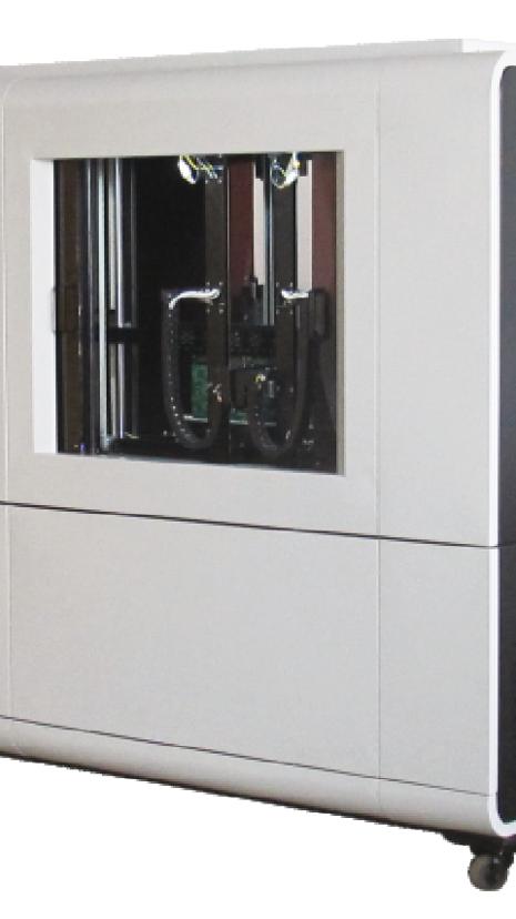 WD1550 3000 points/min Circuit Imprimé PCB testeur de sonde volante système