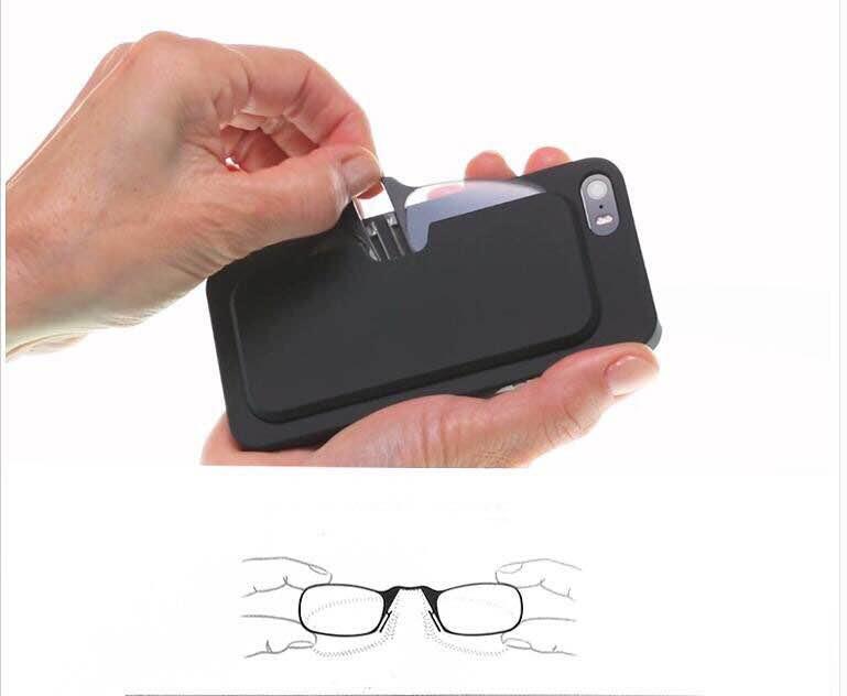 2019 NO MOQ 3M sticker comfortable stick mobile phone silicon clip on nose pad reading glasses
