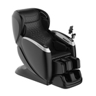 4d zero gravity full body airbag Super long L track heat massage chair with bluetooth music