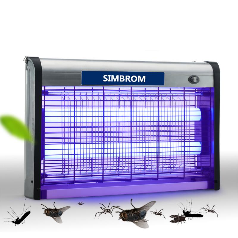 2020 novo modelo UV assassino do mosquito elétrico lâmpada assassino do mosquito eletrônico que faz a máquina
