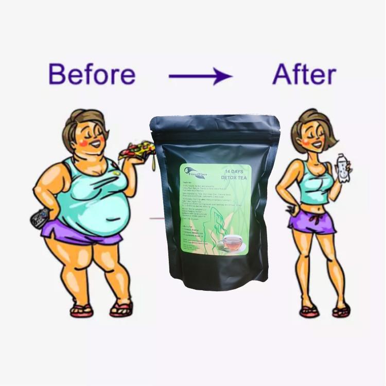 Best selling anti fat herbal eternal elinor private label slimming tea - 4uTea | 4uTea.com