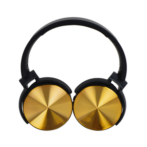 Pure Sound And Powerful Bass Soft Memory-Protein Earmuff Simple Operation Customized Rich Headband Wireless Headphone