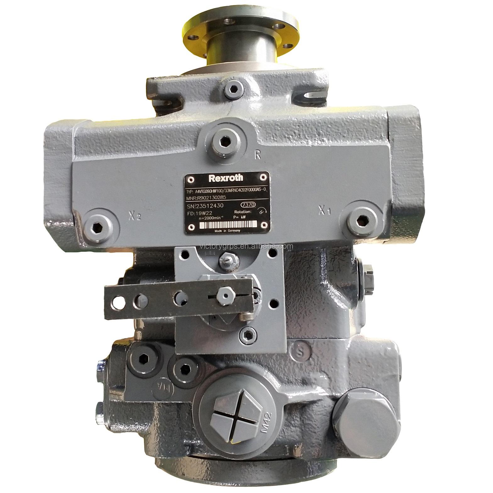 Concrete Mixers Axial Piston Brueninghaus Hydromatik Mannesmann A4VTG71, A4VTG71HW, A4VTG90, A4VTG90HW Rexroth A4VTG Charge pump