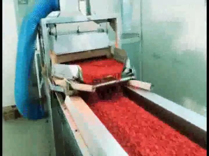 Горячая продажа Высокое качество Органические Ягоды Годжи Сушеные китайские красные ягоды Годжи