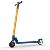 The Lightest two wheel electronic scooter In The World, The Lightest Kick Scooter