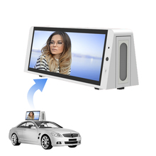 IP65 Cab Digital Signage Double Side Car Dak Teken <span class=keywords><strong>Reclame</strong></span> Screen Taxi Top Led Display