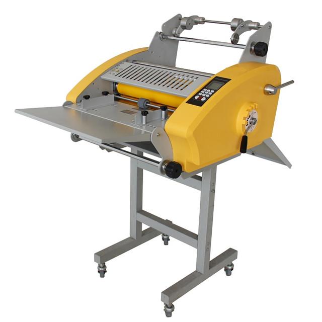 Popular a3 heat pressure laminating machine