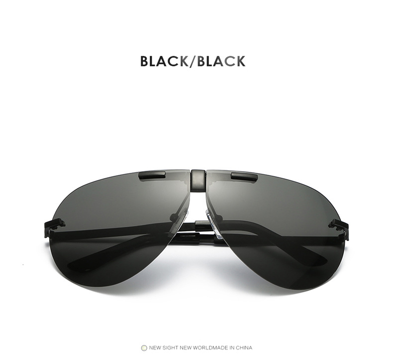 Fuqian folding sunglasses for business for driving-15