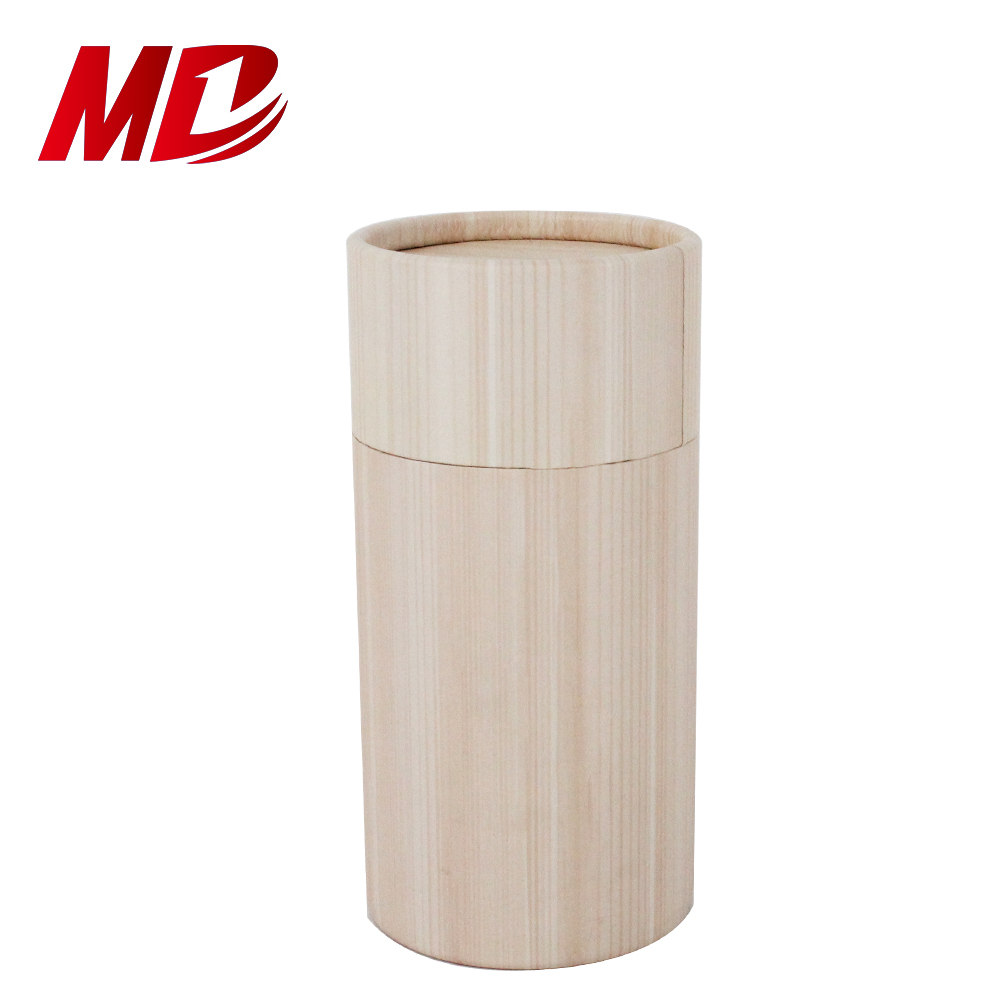 Tea Tube Box Round Paper Tube Tea Packaging