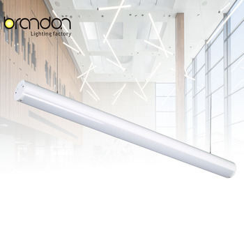 40W Dlc Listed Aluminium Led Linear Indoor Lighting fixture Led Light