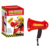 Plastic Toy Portable Multifunction Fire Rescue Megaphone with Folding Handle