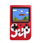 new products portable retro handheld Tv video game console retro sup game 400 in 1 machine controller player cases party
