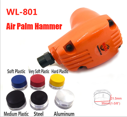 Pneumatic Air Automatic Palm Hammer Handheld Dead Blow Strike Hammer Jt 801 With Interchangeable Replacement Hammer Tips Heads Buy Hardness Hammer Pneumatic Chipping Hammer Air Scaler Product On Alibaba Com Dead blow hammers, or dead blow mallets are designed to absorb the tremors that come from using a standard hammer. alibaba com